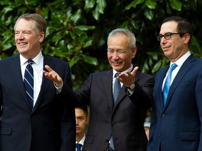 Mỹ và Trung Quốc ai được lợi từ việc đạt được thỏa thuận về hiệp định thương mại giai đoạn đầu? ảnh 3