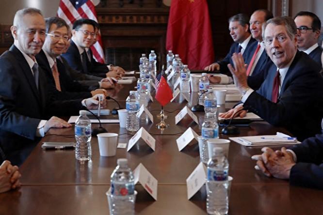 Mỹ và Trung Quốc ai được lợi từ việc đạt được thỏa thuận về hiệp định thương mại giai đoạn đầu? ảnh 1