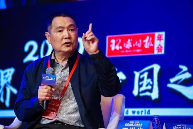 Tướng Trung Quốc cho rằng con đường hòa bình thống nhất Đài Loan với Trung Quốc đã bị bít lại ảnh 1