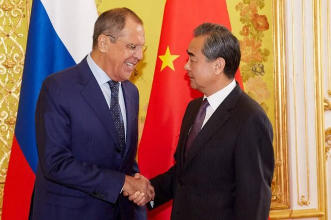 Ngoại trưởng Nga Lavrov: Nga không vì lấy lòng Mỹ mà hy sinh quan hệ với Trung Quốc ảnh 1