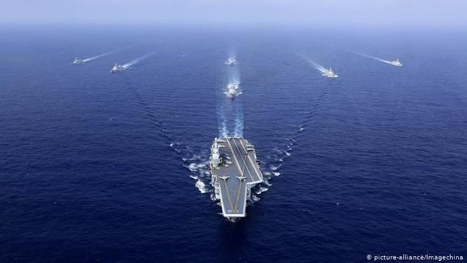 """Trung Quốc và Mỹ: Chiến tranh """"nóng"""" không diễn ra nhưng chiến tranh Lạnh khó tránh ảnh 1"""