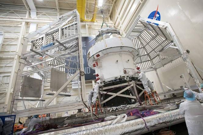 """Tráo đồ """"Made in China"""" thành hàng Mỹ, nhà thầu của NASA có thể phải nhận mức án 10 năm tù giam ảnh 1"""