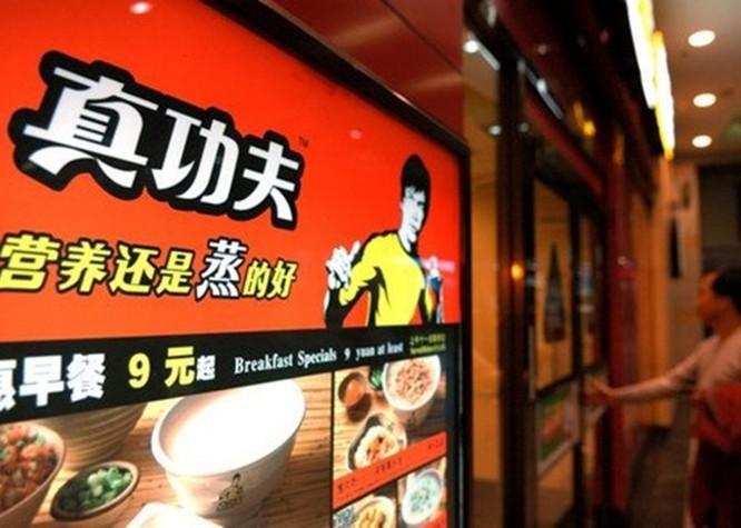 Con gái Lý Tiểu Long kiện hãng đồ ăn nhanh hàng đầu Trung Quốc xâm phạm bản quyền hình ảnh cha và đòi bồi thường ảnh 3