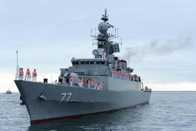 Điều gì diễn ra phía sau cuộc tập trận chung trên biển của Hải quân Trung Quốc – Nga – Iran? ảnh 2