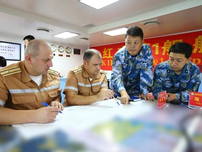 """""""Trung Quốc, Nga +"""" – mô hình hợp tác quân sự mới phía sau cuộc tập trận Hải quân ba bên Trung Quốc – Nga – Iran ảnh 4"""