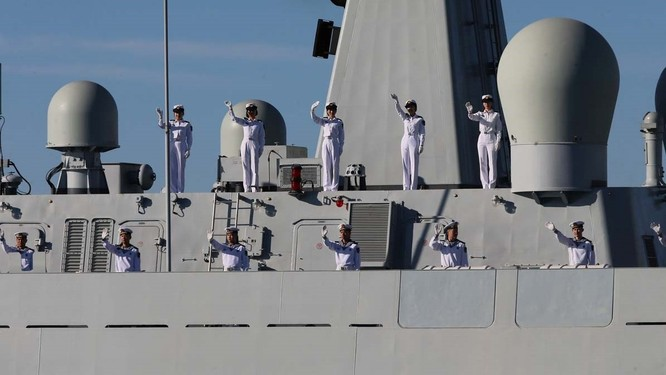 """""""Trung Quốc, Nga +"""" – mô hình hợp tác quân sự mới phía sau cuộc tập trận Hải quân ba bên Trung Quốc – Nga – Iran ảnh 2"""