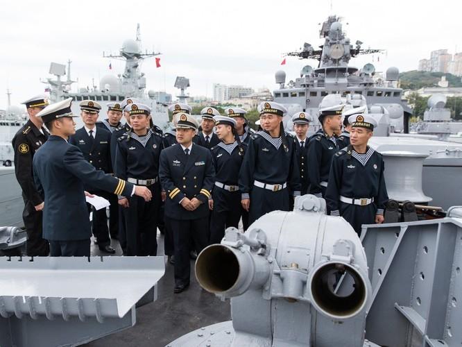"""""""Trung Quốc, Nga +"""" – mô hình hợp tác quân sự mới phía sau cuộc tập trận Hải quân ba bên Trung Quốc – Nga – Iran ảnh 5"""