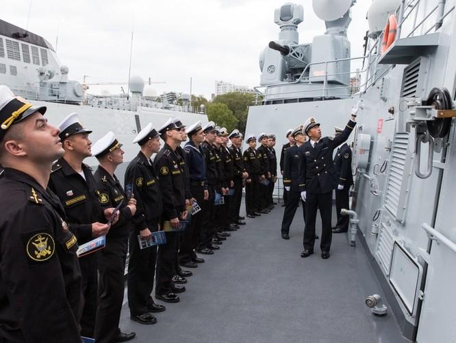 """""""Trung Quốc, Nga +"""" – mô hình hợp tác quân sự mới phía sau cuộc tập trận Hải quân ba bên Trung Quốc – Nga – Iran ảnh 9"""