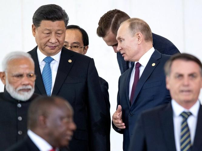 """""""Trung Quốc, Nga +"""" – mô hình hợp tác quân sự mới phía sau cuộc tập trận Hải quân ba bên Trung Quốc – Nga – Iran ảnh 7"""