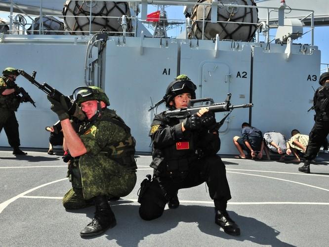 """""""Trung Quốc, Nga +"""" – mô hình hợp tác quân sự mới phía sau cuộc tập trận Hải quân ba bên Trung Quốc – Nga – Iran ảnh 3"""