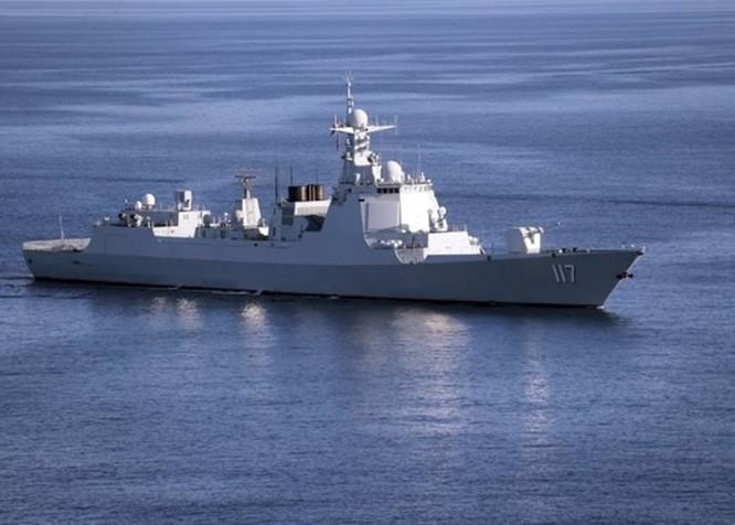 Tướng Hải quân Iran dọa tiêu diệt máy bay, tàu nước ngoài đột nhập khu vực hải quân Trung Quốc, Nga và Iran diễn tập chung ảnh 2