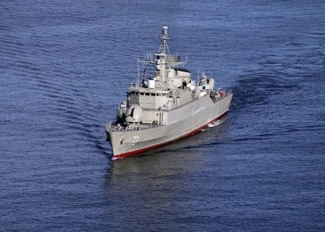 Tướng Hải quân Iran dọa tiêu diệt máy bay, tàu nước ngoài đột nhập khu vực hải quân Trung Quốc, Nga và Iran diễn tập chung ảnh 4