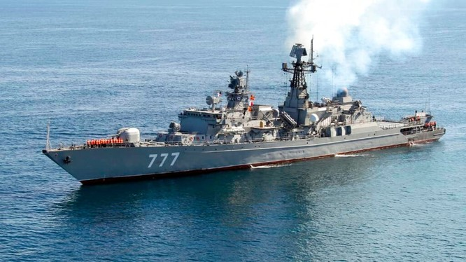 """""""Trung Quốc, Nga +"""" – mô hình hợp tác quân sự mới phía sau cuộc tập trận Hải quân ba bên Trung Quốc – Nga – Iran ảnh 1"""