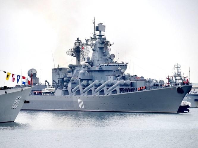 """""""Trung Quốc, Nga +"""" – mô hình hợp tác quân sự mới phía sau cuộc tập trận Hải quân ba bên Trung Quốc – Nga – Iran ảnh 8"""