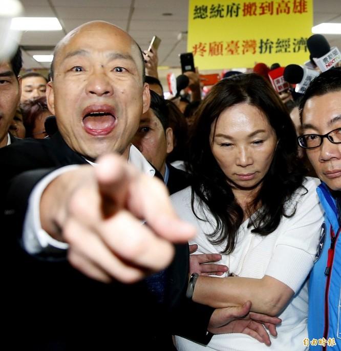 Điều gì khiến nhiều người Trung Quốc đại lục ủng hộ bà Thái Anh Văn được bầu lại làm Tổng thống Đài Loan? ảnh 1