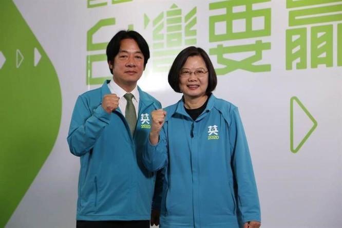 Thăm dò trước bầu cử ở Đài Loan: Tỷ lệ ủng hộ bà Thái Anh Văn bỏ xa các đối thủ ảnh 1