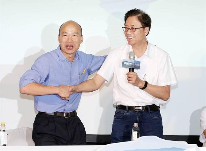 Thăm dò trước bầu cử ở Đài Loan: Tỷ lệ ủng hộ bà Thái Anh Văn bỏ xa các đối thủ ảnh 2
