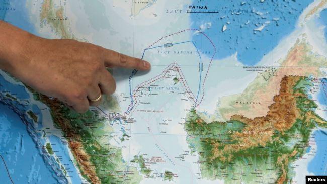 Tàu hải cảnh Trung Quốc xâm phạm vùng đặc quyền kinh tế, Indonesia triệu đại sứ và trao công hàm phản kháng ảnh 1
