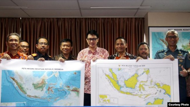 Tàu hải cảnh Trung Quốc xâm phạm vùng đặc quyền kinh tế, Indonesia triệu đại sứ và trao công hàm phản kháng ảnh 2