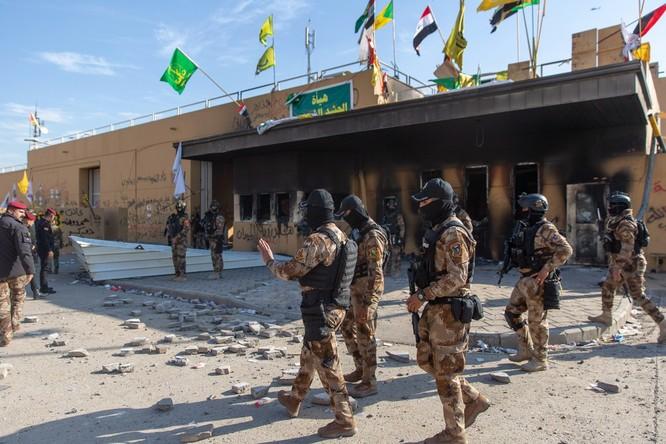 Sau khi tấn công giết chết tướng chỉ huy Iran, Mỹ vội tăng cường lực lượng, báo động chiến đấu ảnh 5