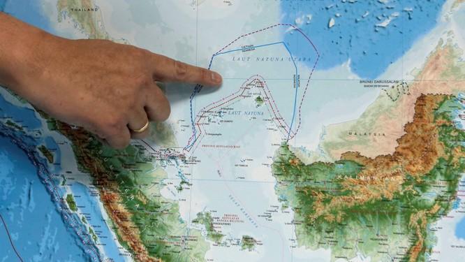 Trung Quốc cho tàu xâm nhập vùng đặc quyền kinh tế, Indonesia phản kháng quyết liệt ảnh 1