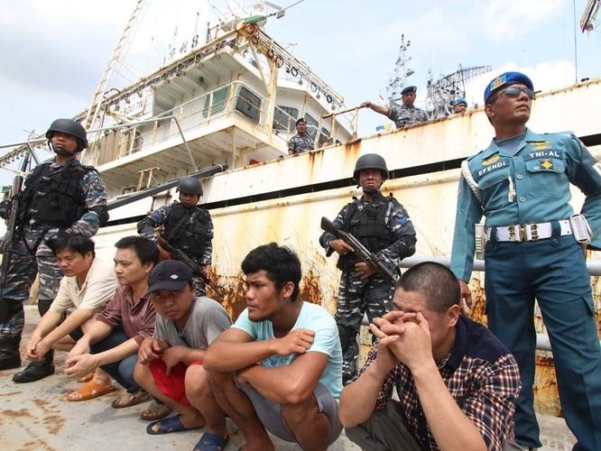 Tranh chấp trên biển leo thang, Indonesia huy động máy bay chiến đấu đối phó Trung Quốc ảnh 3
