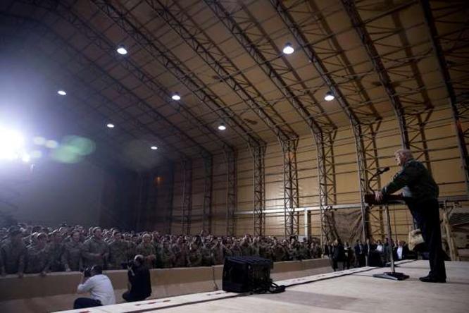 Tên lửa Iran đã đánh chính xác căn cứ không quân Assad như thế nào? Liệu có phải Iran cố tình tránh gây thương vong cho quân Mỹ? ảnh 5