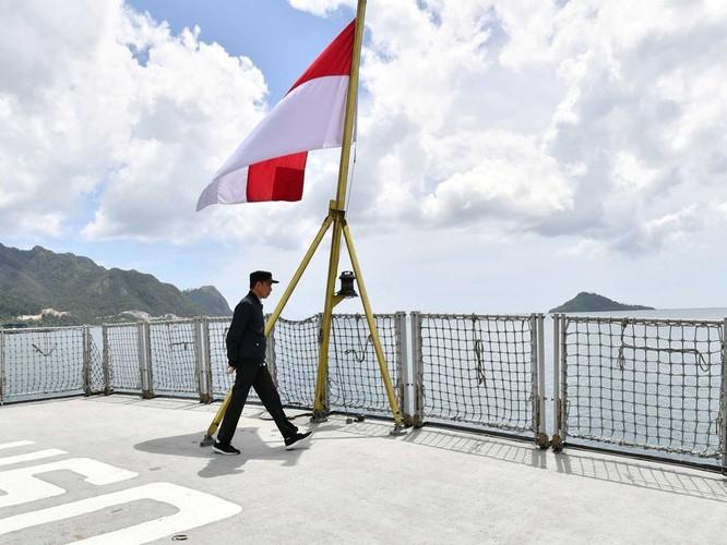 Giữa lúc tranh chấp với Trung Quốc gia tăng, Tổng thống Indonesia mời Nhật đầu tư vào quần đảo Natuna ảnh 2