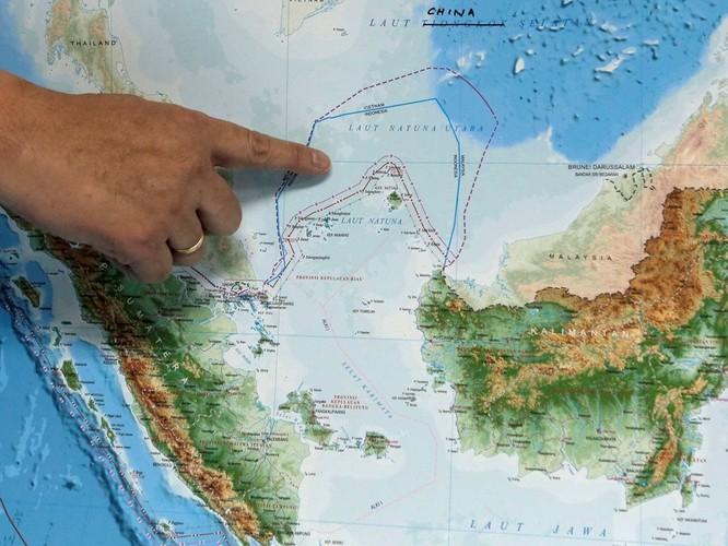 Giữa lúc tranh chấp với Trung Quốc gia tăng, Tổng thống Indonesia mời Nhật đầu tư vào quần đảo Natuna ảnh 4