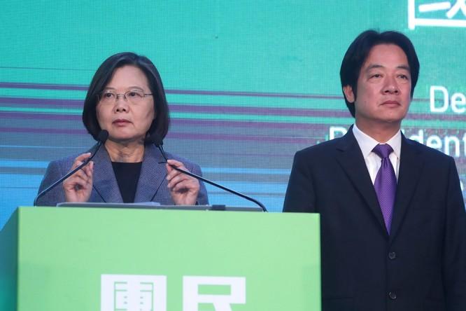 Bầu cử ở Đài Loan: Bà Thái Anh Văn tái đắc cử với số phiếu cao kỷ lục ảnh 2