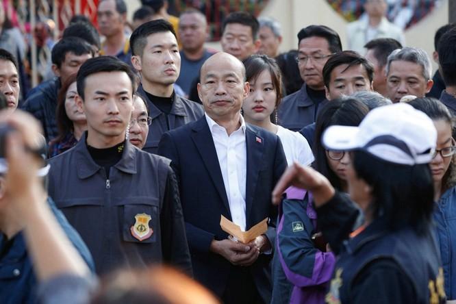 Bầu cử ở Đài Loan: Bà Thái Anh Văn tái đắc cử với số phiếu cao kỷ lục ảnh 3
