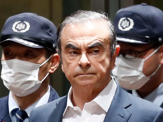 Những tình tiết mới về vụ đào thoát của cựu Chủ tịch Nissan Motor Carlos Ghosn ảnh 4