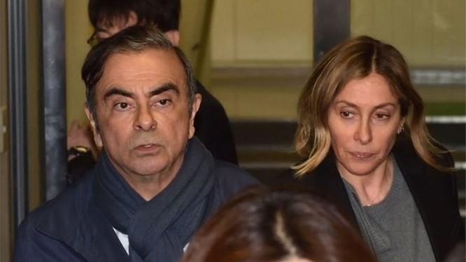 Những tình tiết mới về vụ đào thoát của cựu Chủ tịch Nissan Motor Carlos Ghosn ảnh 1