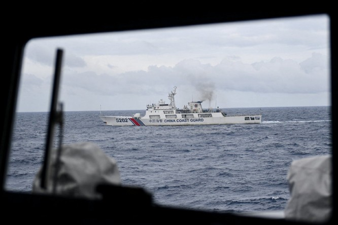 Indonesia công bố hình ảnh chi tiết cuộc đối đầu với tàu Trung Quốc trên vùng biển Natuna ảnh 3