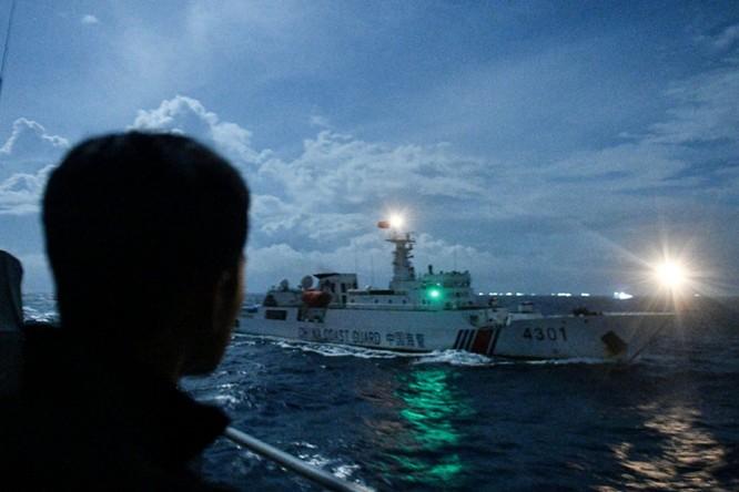 Indonesia công bố hình ảnh chi tiết cuộc đối đầu với tàu Trung Quốc trên vùng biển Natuna ảnh 6
