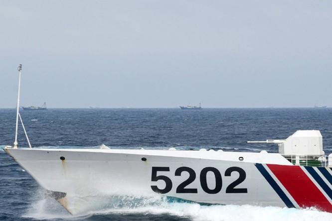 Indonesia công bố hình ảnh chi tiết cuộc đối đầu với tàu Trung Quốc trên vùng biển Natuna ảnh 1