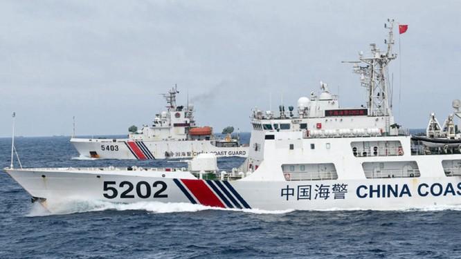 Indonesia công bố hình ảnh chi tiết cuộc đối đầu với tàu Trung Quốc trên vùng biển Natuna ảnh 5