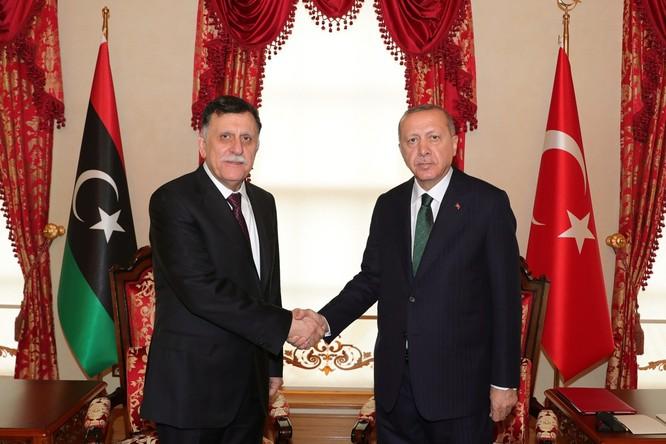 """Thổ Nhĩ Kỳ đưa quân vào Libya và nguy cơ về một cuộc """"chiến tranh ủy nhiệm"""" tại quốc gia này ảnh 3"""
