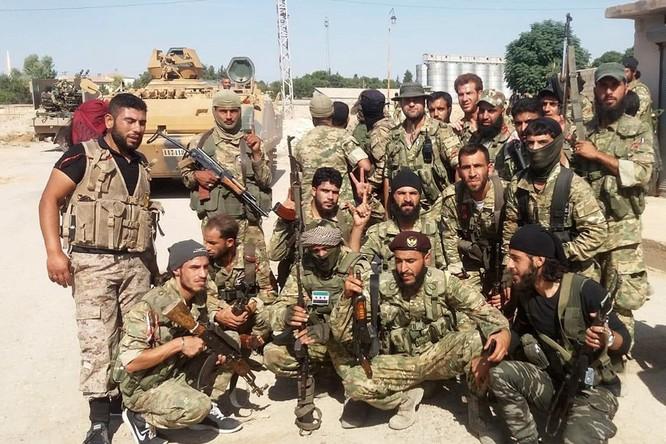 """Thổ Nhĩ Kỳ đưa quân vào Libya và nguy cơ về một cuộc """"chiến tranh ủy nhiệm"""" tại quốc gia này ảnh 1"""