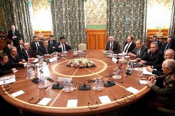 """Thổ Nhĩ Kỳ đưa quân vào Libya và nguy cơ về một cuộc """"chiến tranh ủy nhiệm"""" tại quốc gia này ảnh 5"""