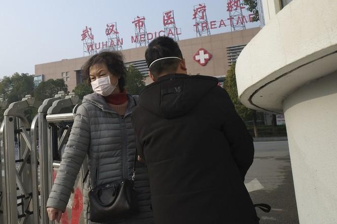 Báo động: Dịch bệnh viêm phổi lạ Vũ Hán đang lây lan rất nhanh ảnh 2