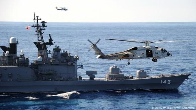 Nhật Bản công bố siêu kế hoạch quân sự liên kết với Mỹ để đối phó Trung Quốc trong chiến tranh tương lai ảnh 3