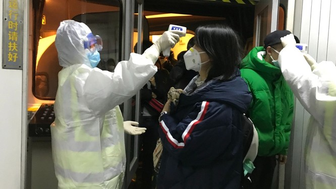 Philippines sẽ hồi hương khách du lịch đến từ Vũ Hán; hai địa phương có biên giới chung với Việt Nam đã có 36 người mắc bệnh viêm phổi cấp do virus corona mới ảnh 2