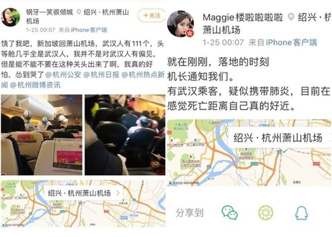 Xôn xao thông tin Singapore từ chối hành khách Vũ Hán nhập cảnh nhưng chở trả về...Hàng Châu ảnh 3