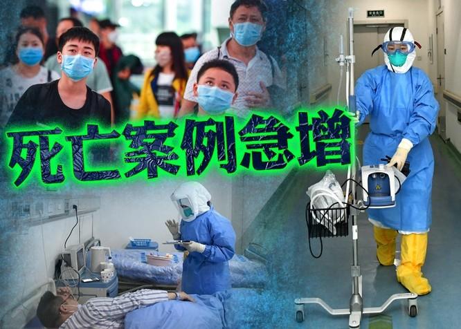 Dịch viêm phổi cấp do virus corona mới lây lan mức báo động ở Trung Quốc: ngày 30 Tết có thêm 444 ca mắc mới, 16 người tử vong ảnh 1