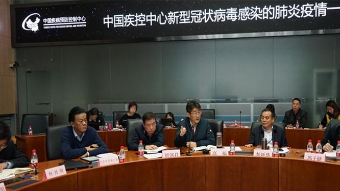 Cập nhật số liệu dịch viêm phổi cấp Vũ Hán sáng 1/2/2020 ảnh 2