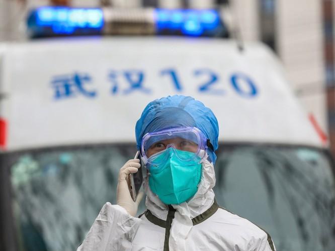 Cập nhật số liệu dịch viêm phổi cấp Vũ Hán sáng 1/2/2020 ảnh 4