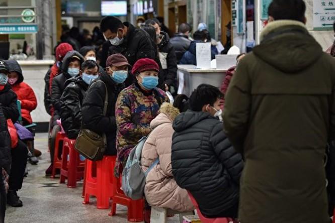 Cập nhật số liệu dịch viêm phổi cấp Vũ Hán sáng 2/2/2020: 14.380 người bị bệnh, 304 người tử vong ảnh 1