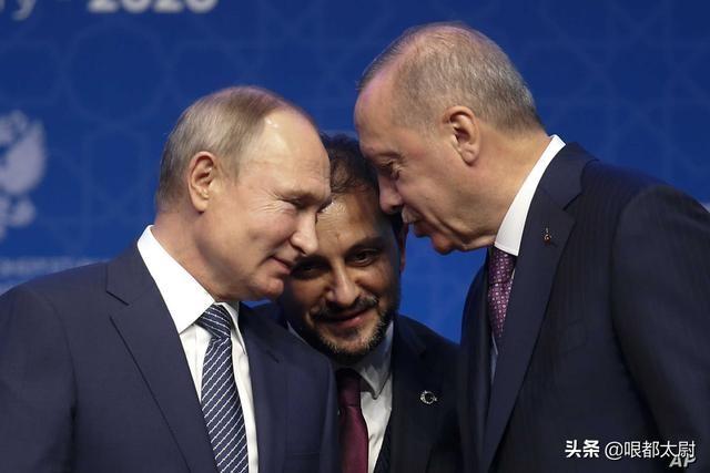Tình hình Syria diễn biến xấu khi cả quân đội Nga và Thổ Nhĩ Kỳ đều bị thương vong trong các cuộc xung đột giữa hai phe ảnh 5