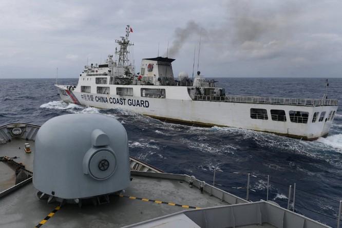 Đối đầu Trung Quốc – Indonesia trên vùng biển Natuna: Trung Quốc đã triển khai tàu hộ vệ mạnh nhất ảnh 3